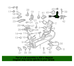 Shift Lever - Volvo (30681254)