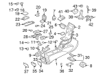 Shift Lever - Volvo (30759056)