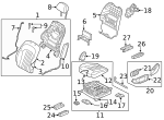 Entertain System - Hyundai (96565-D2700)
