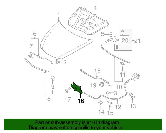 Lock - Mazda (GS3L-56-620) | Quirk Parts