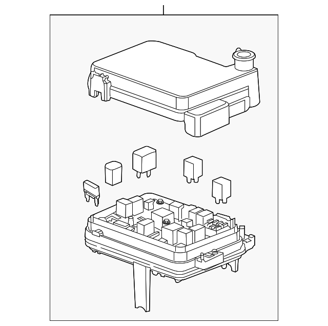 Ford E150 Van Fuse Box Diagram Besides 2004 Ford F350 Fuse Box