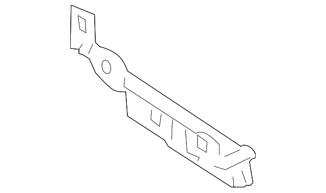 Bracket, Relay Box