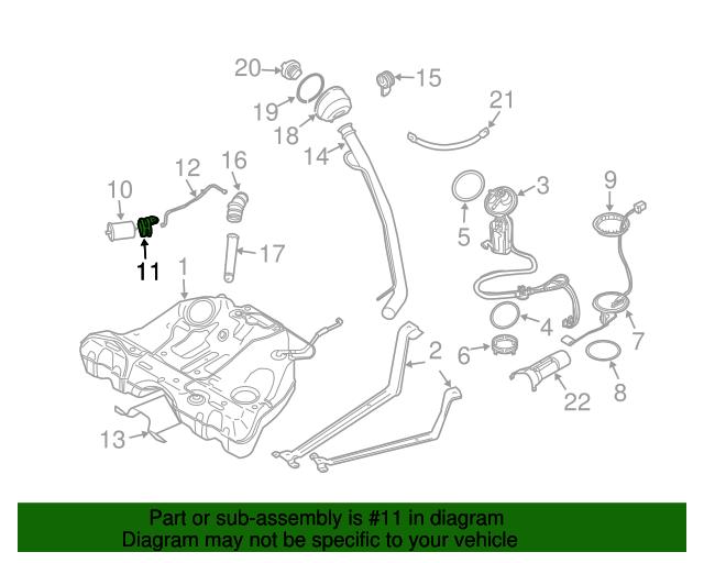 b018c50259714da13f2d841a366a67be 2001 2014 volvo fuel filter bracket 8649630 my swedish parts