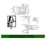 Oil Filter Housing - Volkswagen (022-115-403-R)