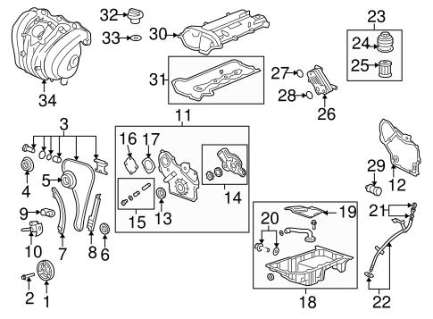 engine for 2006 chevrolet cobalt | gm parts online  gm parts online