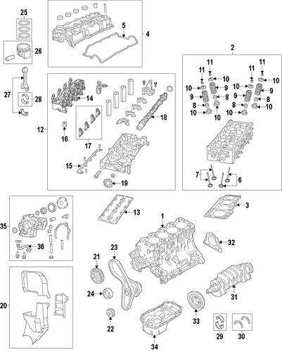 engine for 2017 fiat 124 spider
