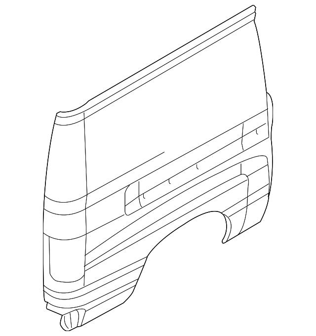 1999 Ford E150 Passenger Van