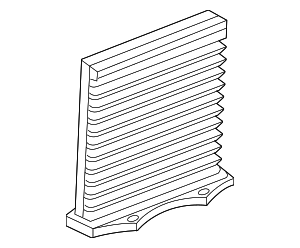 Air Filter - Land-Rover (LR029773)