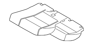 Lower Pad - BMW (52-20-7-235-432)