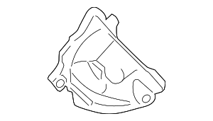 Oil Filter Housing - GM (12590323)