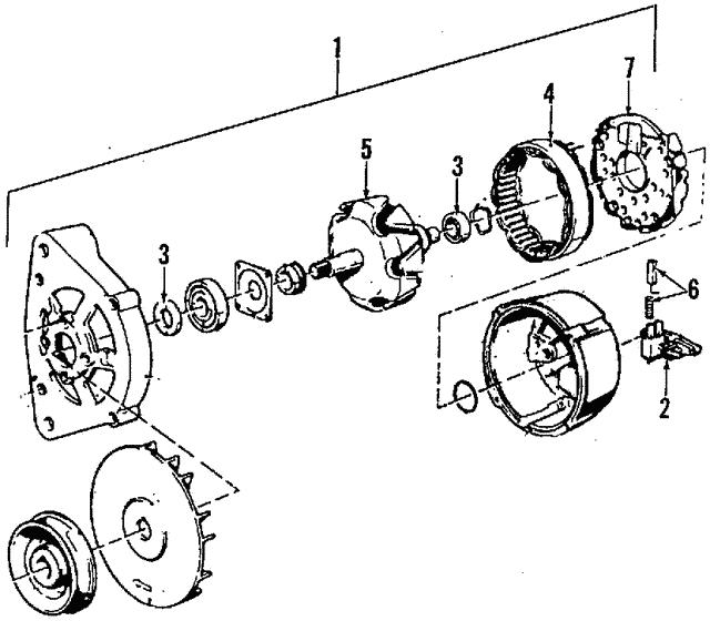 alternator bmw 12 31 1 741 138 xportauto 1992 BMW 750iL V12 alternator bmw 12 31 1 741 138