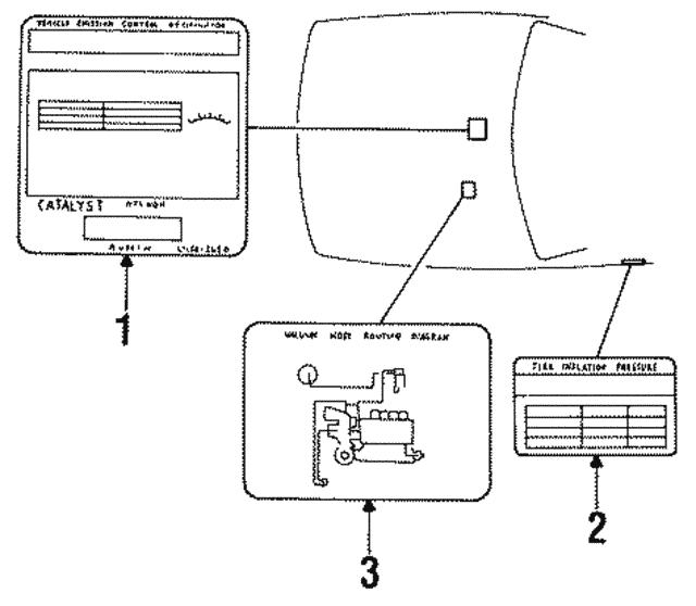 Hyundai Vacuum Diagram : Vacuum diagram hyundai  hyundaiparts