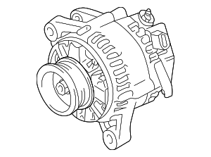 Alternator - Toyota (27060-20090-84)