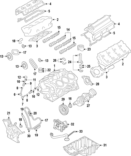 engine for 2015 ford transit