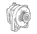 Alternator - Ford (3R3Z-10V346-AERM)