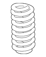 Coil Spring, Front, Left, Right
