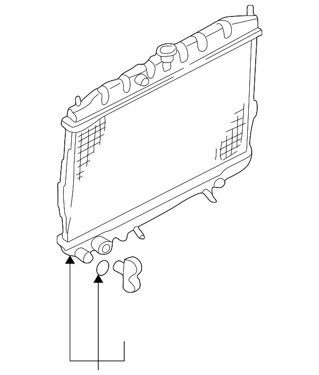Nissan 350z Radiator Diagram