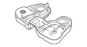 Fuel Tank - Ford (8A4Z-9002-C)