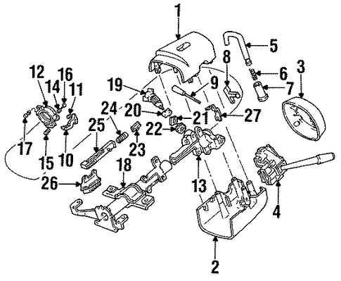 oem ignition switch