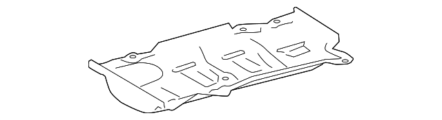 Oil Pan Baffle