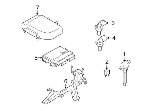 Ignition System For 2006 Suzuki Grand Vitara