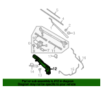 Reservoir Assembly - Nissan (28910-EA000)