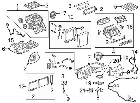 oem 2016 chevrolet trax condenser compressor lines parts. Black Bedroom Furniture Sets. Home Design Ideas