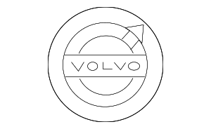 Center Cap - Volvo (31400452)