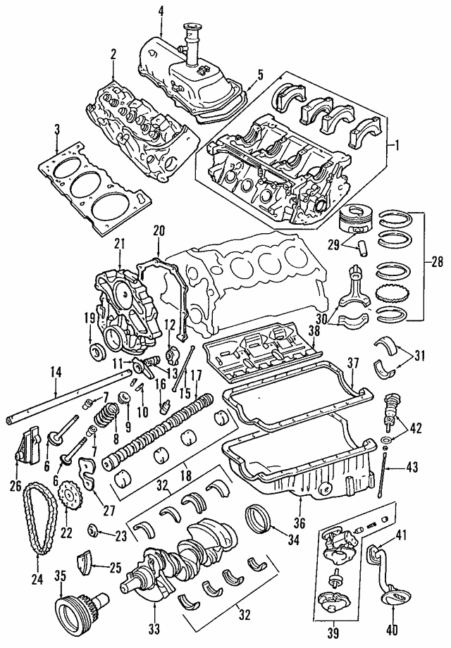 mazda 3 0 v6 engine diagram head casket head gasket mazda  1f02 10 271  tascaparts com  head gasket mazda  1f02 10 271