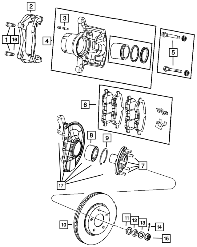 srt4 clutch diagram