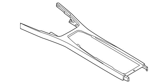 upper trim panel