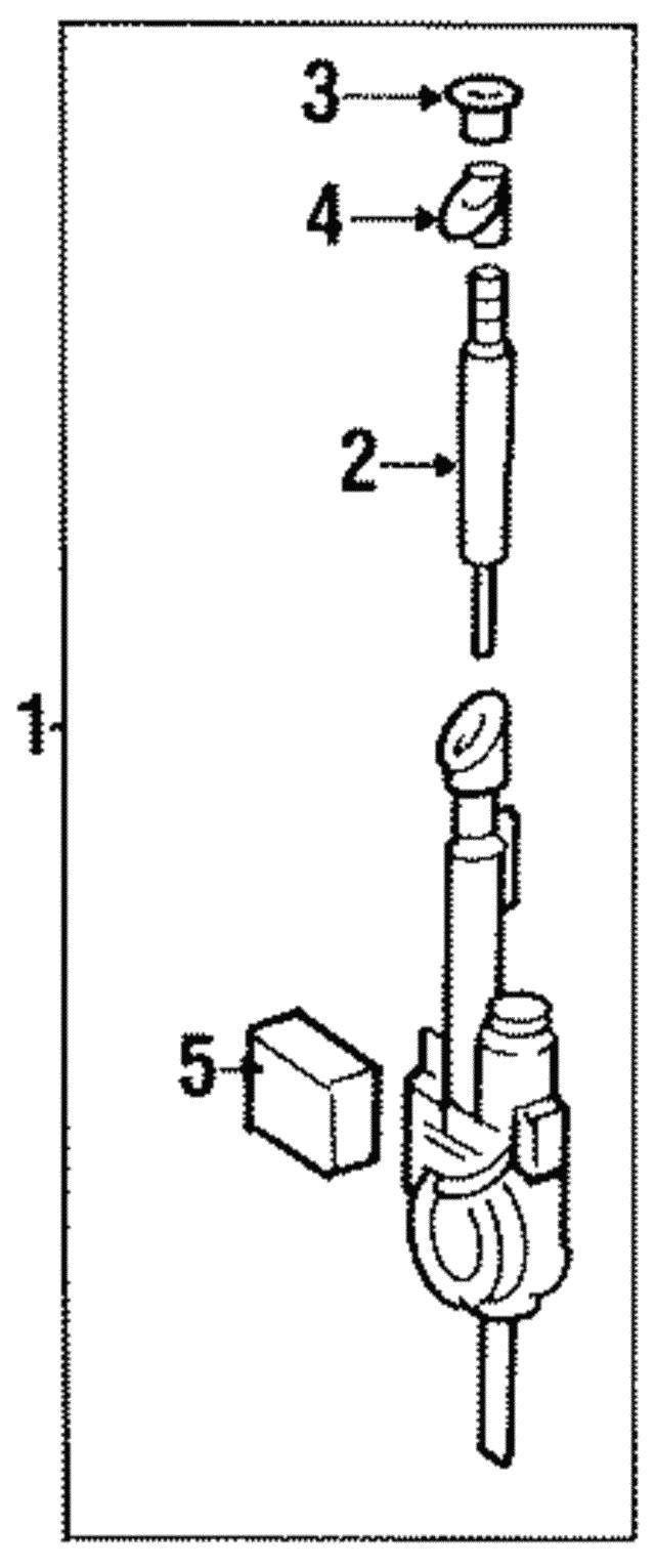 toyota antenna relay diagram