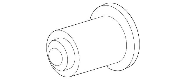 2005 2015 Toyota Tacoma Lower Control Arm Rear Bushing 48655 04020