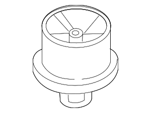 Thermostat - BMW (11-53-7-836-155)
