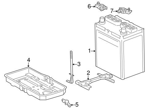Battery For 1998 Toyota Rav4