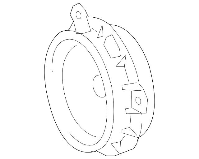 2012 2018 Toyota Speaker 86160 0c140