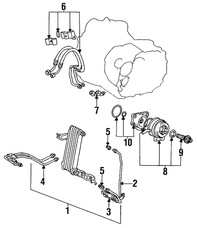 Line Union Toyota 9040416023: 1990 Toyota Celica Fuel System Diagram At Scrins.org