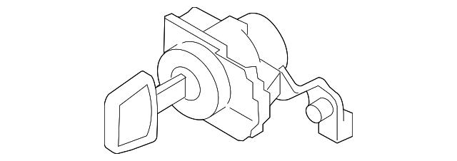 Genuine Nissan Cylinder Keys H0601et000: Diagram 2008 Nissan Altima Key Location At Scrins.org