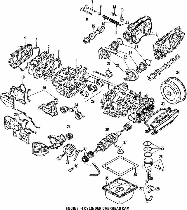 1985 1998 Subaru Head Gasket 11044aa114 Fort Wayne Subaru Parts