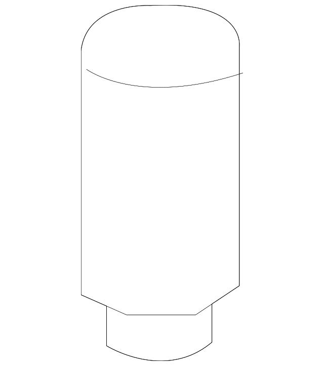 Genuine Audi Antenna Connector 6Q0-035-576-K