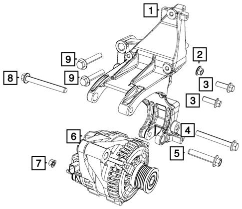 Generators Alternators For 2018 Jeep Compass