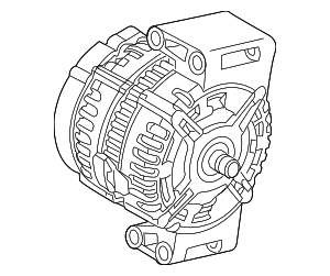 Alternator - Land-Rover (LR031223)