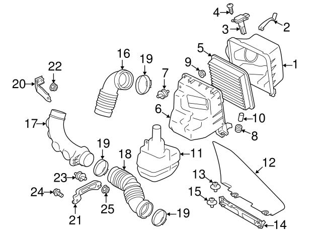 2005 2019 subaru filter element 16546aa10a subaru parts store Subaru Fuel Filter Replacement