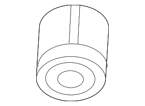 Lateral Arm Bushing - Mercedes-Benz (205-333-24-00)