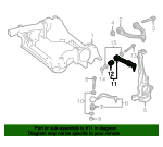 Lower Control Arm - Mercedes-Benz (205-330-67-10)