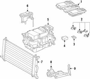 Genuine OEM Toyota Sensors Parts   Toyota Parts