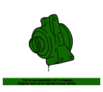 Alternator - Ford (XW4Z-10V346-ACRM)