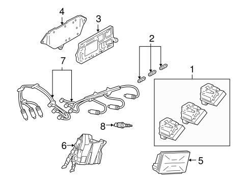ignition system for 2004 pontiac grand am. Black Bedroom Furniture Sets. Home Design Ideas