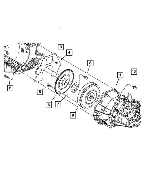 30 Pt Cruiser Parts Diagram