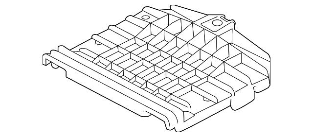 control module bracket